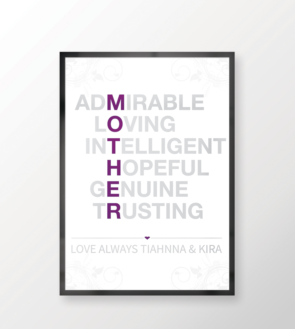Poster design portfolio - Mother S Day Graphic Design An Dazzling Poster